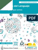 Practicas Del Lenguaje Lenguas Que Somos Alumnos - Final 0