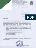 Surat Permohonan Perpanjangan RS Pendidikan
