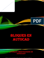 Capas y Bloques Autocad