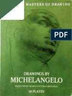 Drawings by Michelangelo (Great Masters Art)