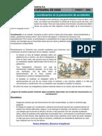 Charla Integral de SSSE N 011 Comunicación y Coordinacion en La Prevención de Accidentes