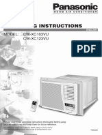 Panasonic Air Con CWXC103VU.pdf