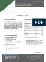 TDS Apcotex CB610