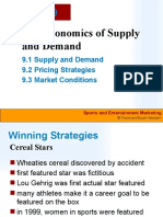 SEM Chap 09 the Economics of Supply and Demand