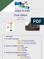 Statique Du Solide Poly