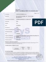 Certificado de Calibración CLM-0218-Comparador de Cuadrantes (JLB INGENIEROS S.a.C.)-Fusionado