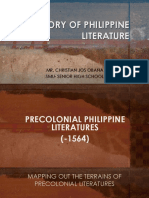 History of Philippine Literatures Final Module