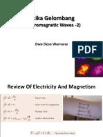 Fisika Gelombang EM 2