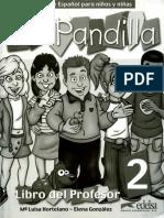 Horteano M., Gonzalez E., - La Pandilla 2. Libro Del Profesor