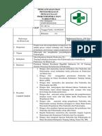 8.2.2.9. SOP Pengawasan Dan Pengendalian Penggunaan Fisikotropika Dan Narkotika - Copy