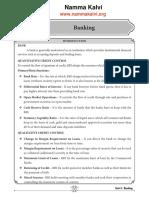Namma Kalvi Economics Unit 6 Surya Economics Guide Em