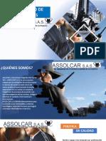 Portafolio de Servicios - Assolcar Sas