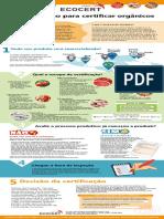 Certificação Orgânica Ecocert passo a passo