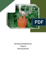 DAM1 SI UD6 Maquinas Virtuales