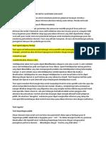 Teori Regulasi Yang Relevan Untuk Akuntansi Dan Audit