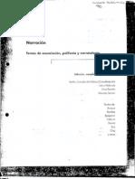 AAVV - Narración - Temas de enunciación, polifonía y narratología