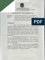 Nota Técnica n°253-2016-