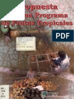 propueta Frutas - tropicales - CIAT