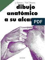 Apesos, Anthony; Stevens, Karl - El Dibujo Anatómico a Su Alcance