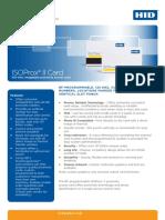 ISOProx® II Card_Datasheet