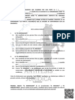 Machote Contrato Arrendamiento Local Comercial