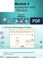 Module 2 Environment and Market