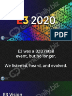 E3 Strategy Deck Updated