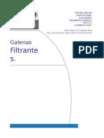 Ficha Galerias Filtrantes