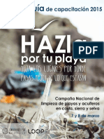 Guía HAZLA 2015