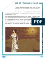 t2 e 3755 Medusa the Quest of Perseus Differentiated Differentiated Reading Comprehension Activity Ver 5