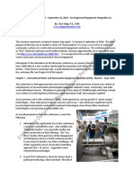 IFAT 2010 Technical Seminar Trip Report