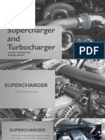 Supercharger&Turbocharger (1)