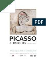 Dosier de Prensa Picasso en Uy