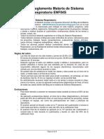 Reglamento Sistema Respiratorio 20-1