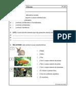 2017 EF 2Ano 2Etapa Ciencias Atividade de Estudo Animais 5