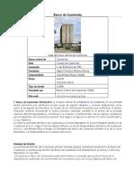 Banco de Gatemala