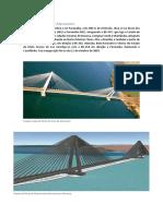 Simples Análise Estrutura da Ponte de Porto de Alencastro