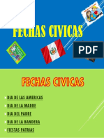 Practica de Fechas Civicas