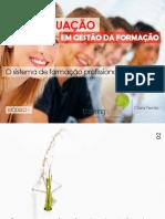 O sistema de certificação em Portugal