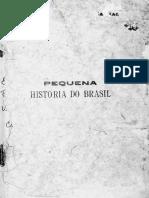 Pequena Historia Do Brasil_1926