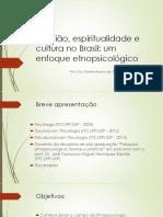 Religião, Espiritualidade e Cultura No Brasil