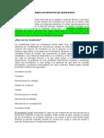 Sistema de Registro de Inventarios