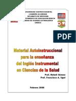 Libro Ingles Instrumental Dres Ugel
