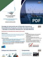 PPT DRAM - La Articulación Comercial