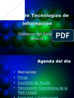 Reunión de Informáticos_Avances y Plan_VoIP