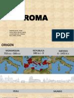 Expansión Territorial de Roma