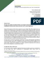 Bolivia y el derecho a lxs niñxs trabajdorxs