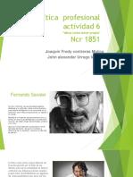 Etica Actividad 6