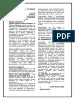 Resumen Corrientes y Terapias Psicologicas
