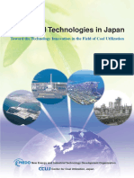 181994278 Clean Coal Technologies in Japan PDF
